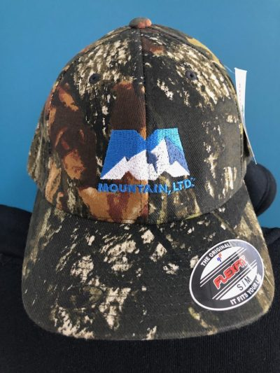 Mossy Oak Fitted Cap
