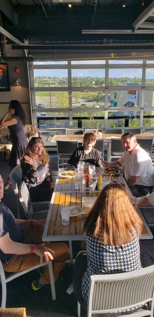 Employee Appreciation Dinner in Colorado Group 1