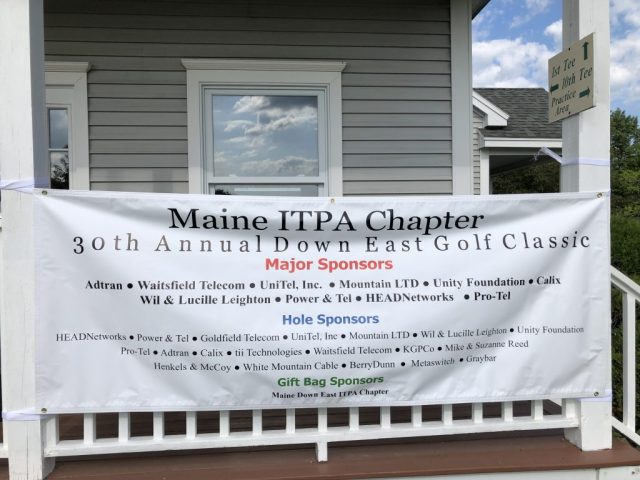 ITPA Chapter Banner