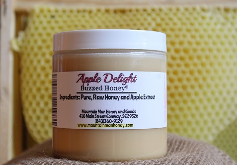 Apple Delight Buzzed Honey