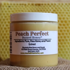 Peach Perfect Buzzed Honey
