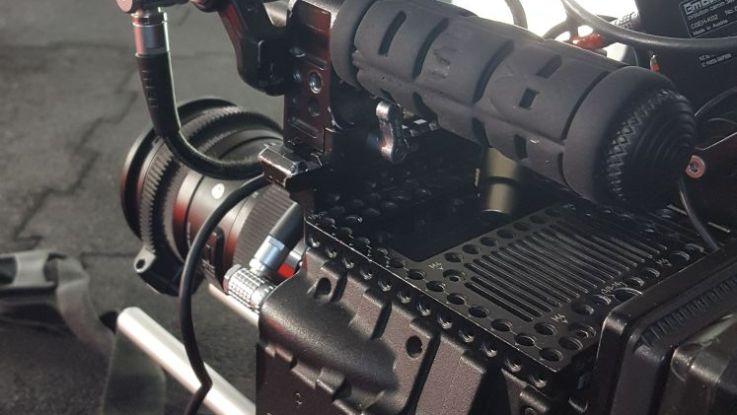 Red Kamera Produkshot