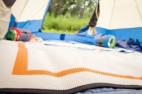 mat for inside tent Mountain Mat recycled plastic campsite mat indoor/outdoor