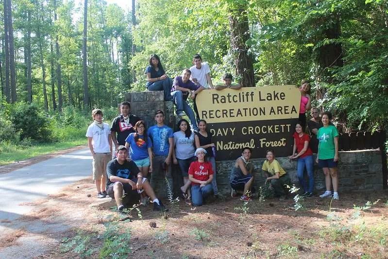 Ratcliff Lake Recreation Area by adrian delgado2012