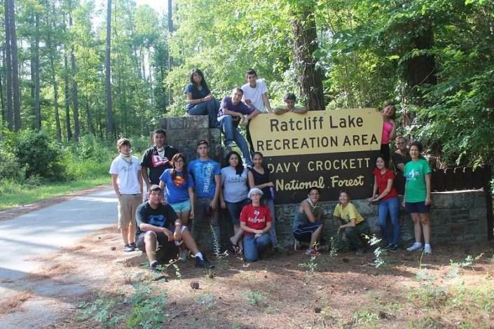 Ratcliff recreation area