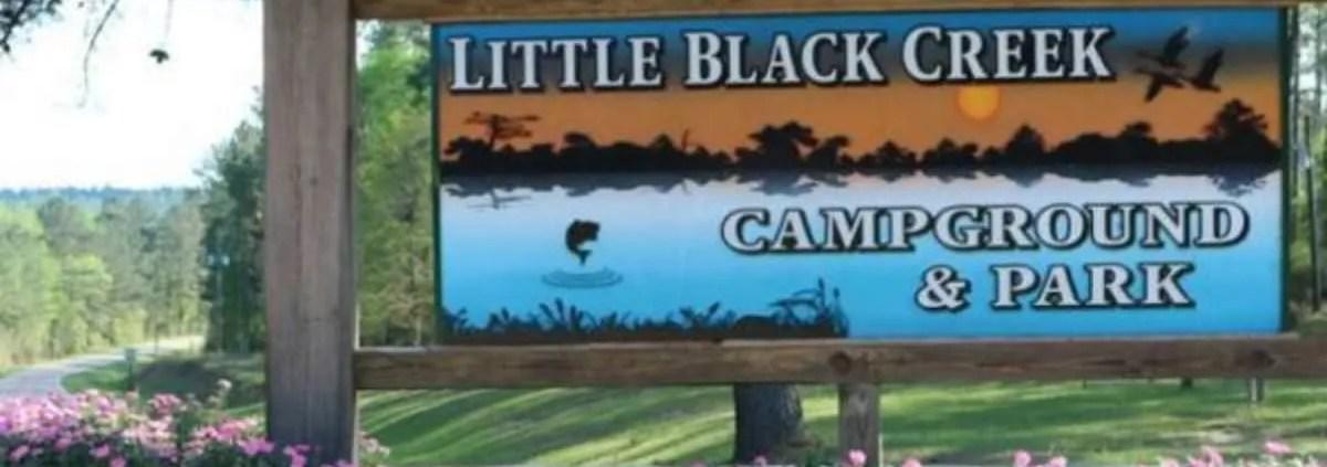 little black bear creek