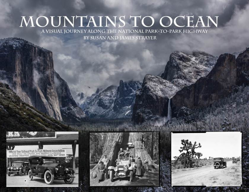 Mountains to Ocean Book Cover