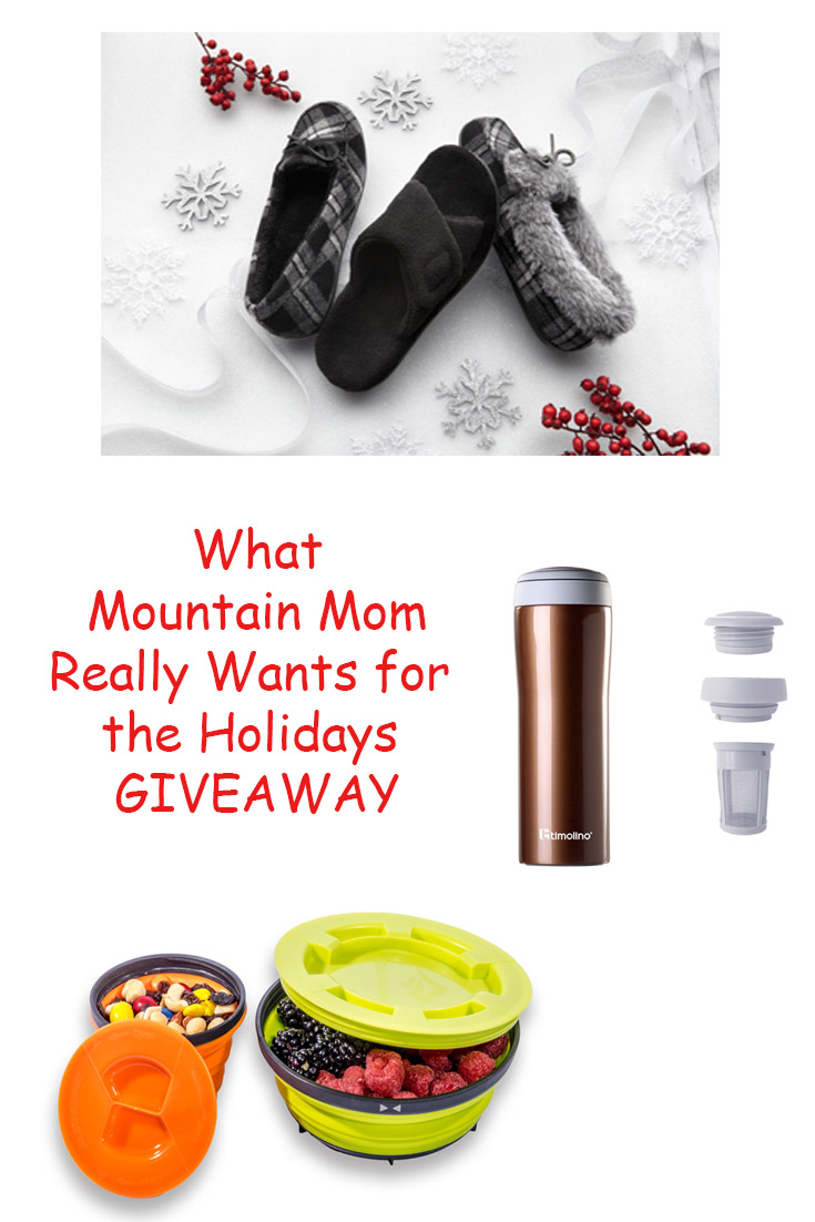 What Mountain Mom Really Wants for the Holidays