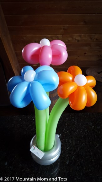 Balloon Flowers Valentine's Day Gift Guide