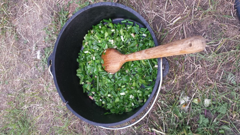 Dutch Oven Peppers