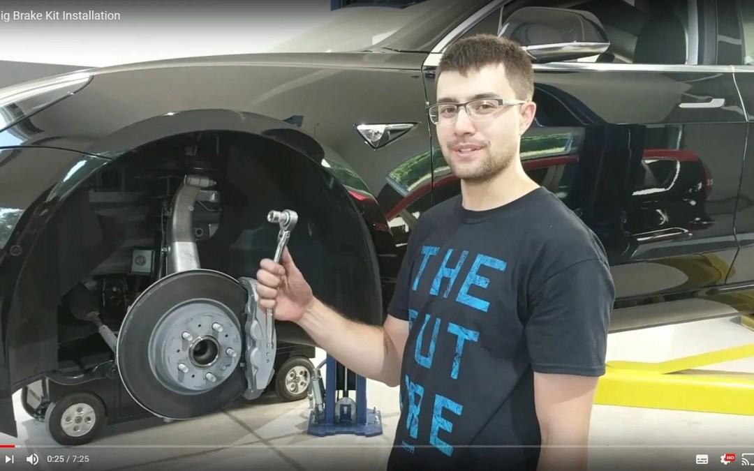 MPP Page Mill 365mm Big Brake Kit Instructions