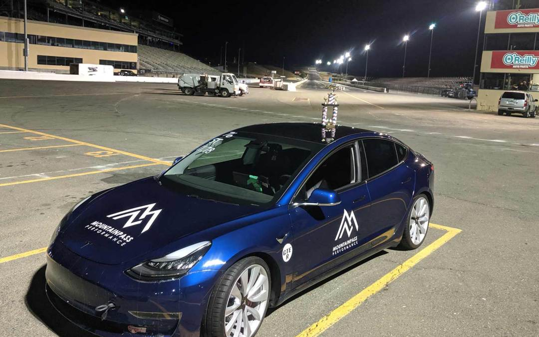 Craig's Performance Tesla Model 3