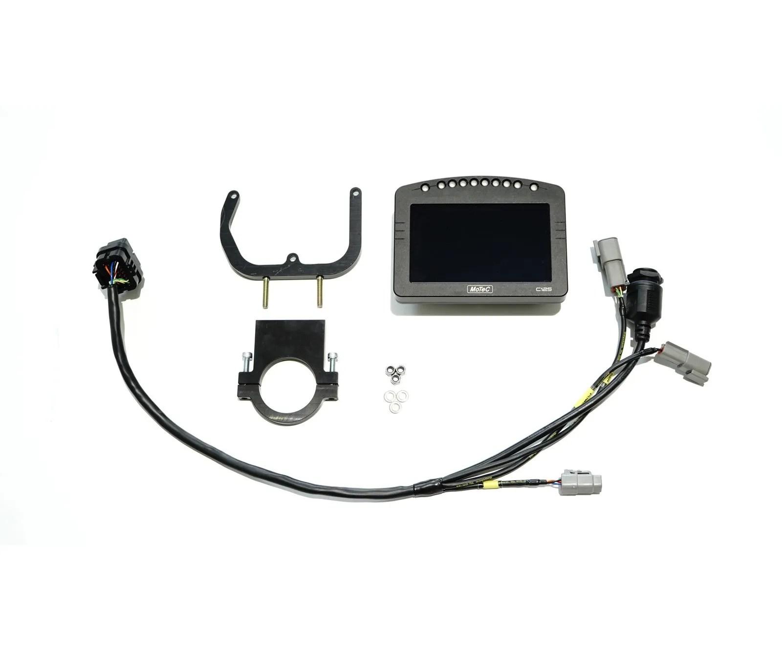 MPP MoTeC C125 Display For Model 3