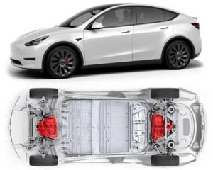 Model Y AWD Performance