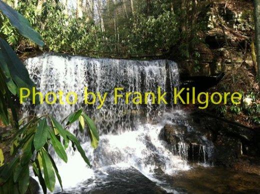 Little Brumley Falls