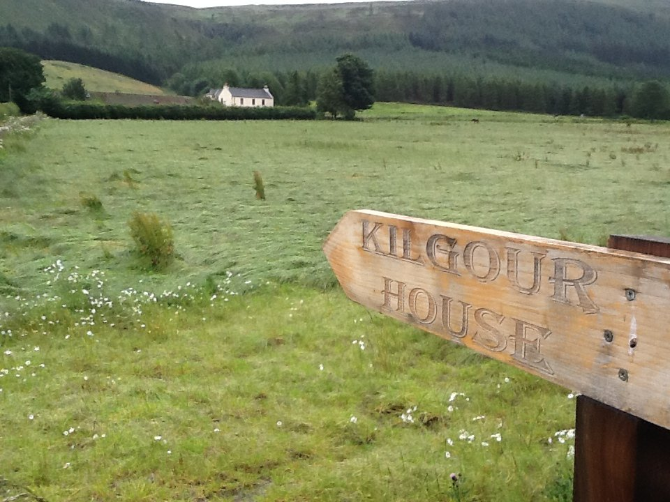 Kilgour House in County of Fife, Scotland