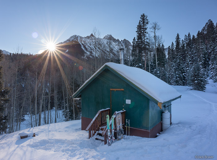 Best Mountain Bike Trails & Backcountry Ski Tours in Colorado & Moab