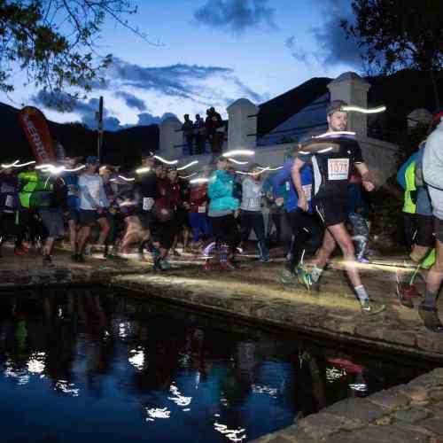 Merrell Autumn Night Run Series powered by Black Diamond