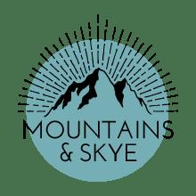 Mountains & Skye Logo
