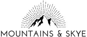 Mountains & Skye Logo