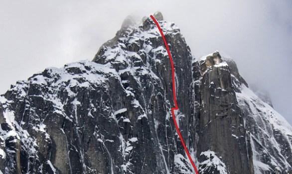 Mt Bradley - American Alpine Journal