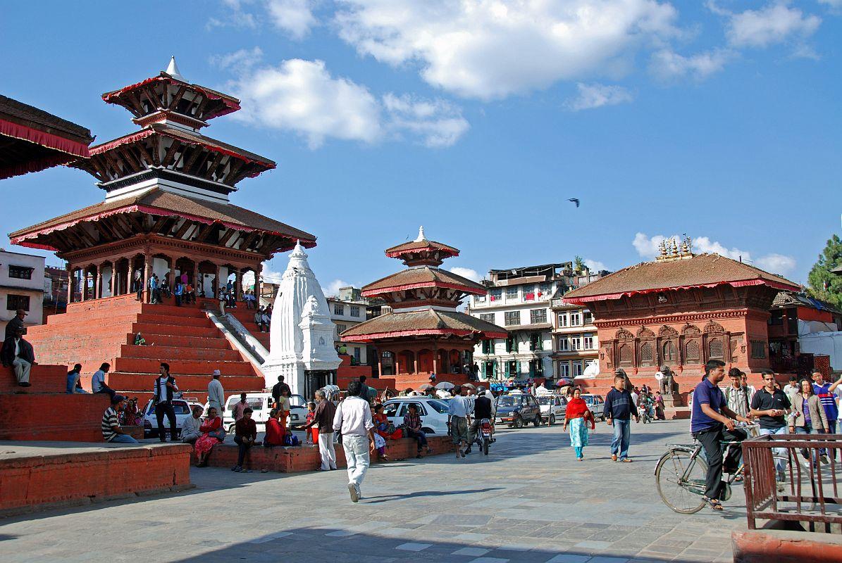 Kathmandu Durbar Square 05 01 Maju Deval Narayan And