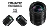 Best Panasonic Micro Four-Thirds Lenses for Landscape Photography