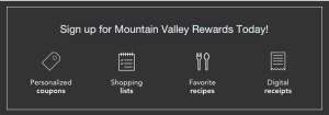 Sign Up for MVF Rewards