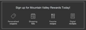 Sign Up for MVF Rewards
