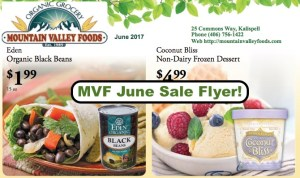 June Sale Flyer