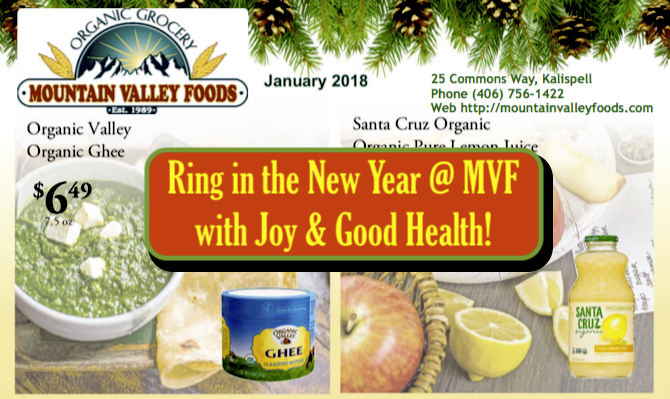 🎉 Ring in the New Year with Healthy Savings @ MVF 🛒