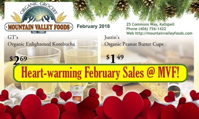 💟 Heart-warming February Sales @ MVF❣️