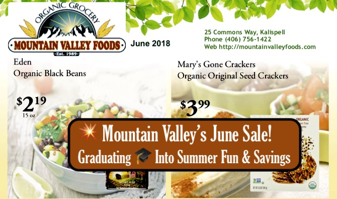 ✳️ Savings in June at Mountain Valley! 💥
