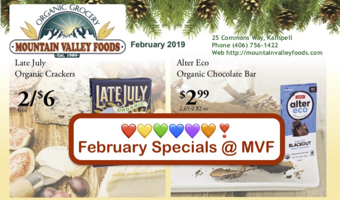 💟 February Hearts & Flowers on Sale @ MVF! 💥