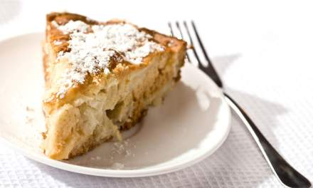 Layered Apple Bake