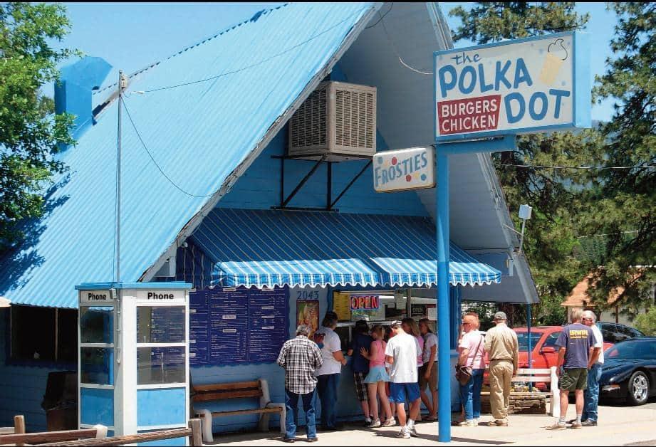 The Polka Dot Quincy CA +1530.283.2660