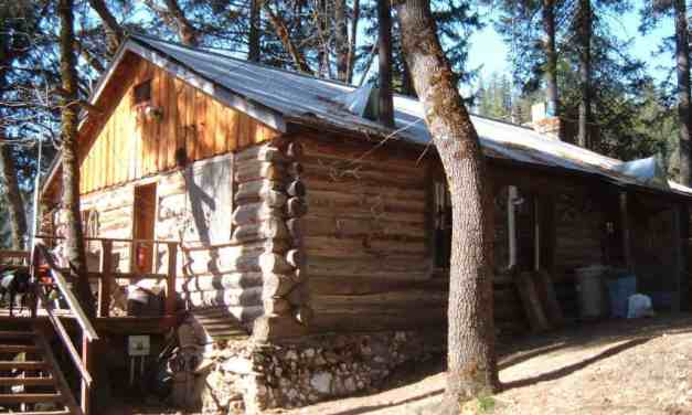 The Life of a Mountain Man in the Old Gold Town of Seneca: Don Sabin