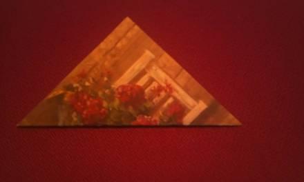 Fun to Make Origami Advent Calendar