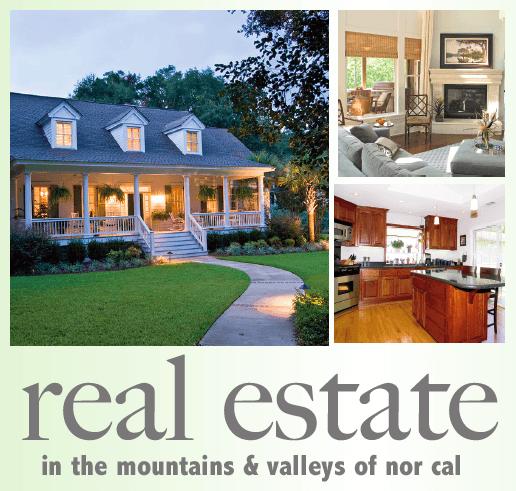 Nor Cal Real Estate Northern California homes, land, business for sale Lassen, Plumas, Sierra, Tehama, Butte, Shasta, Siskiyou, WebDirecting.biz