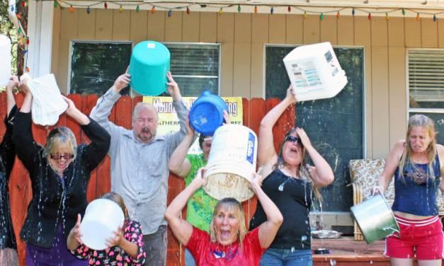 MVL Accepts The Ice Bucket Challenge