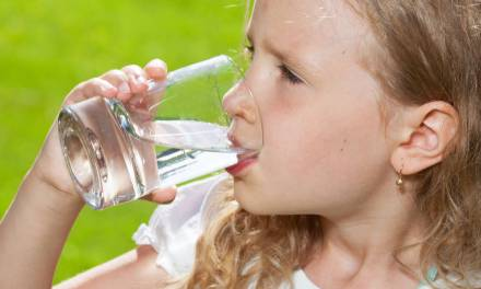 GO GREEN - Get Rid of Those Water Bottles!