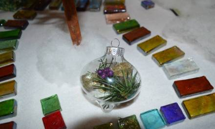 Easy Holiday Ornaments