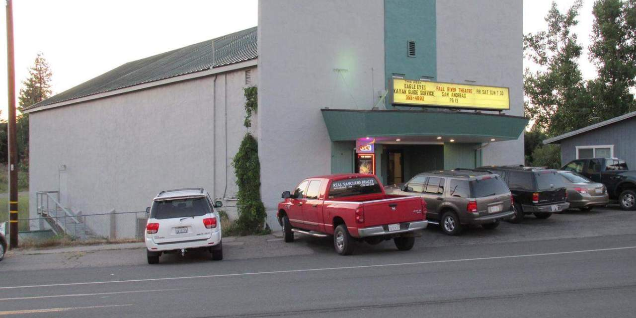Theaters Are Everywhere, but There's Only one Fall River Theater