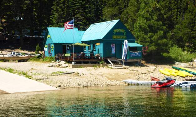 Welcome to Bucks Lake Marina