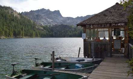 Sardine Lake Resort Open Through October 10, 2015