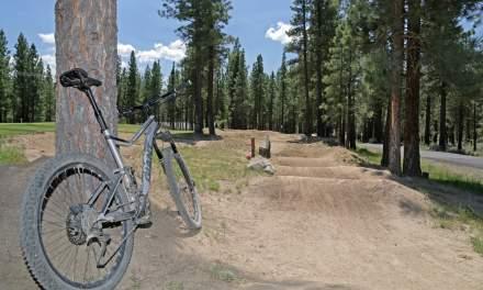 Mountain Bike Fun Near Graeagle, CA