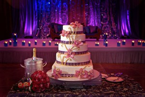 The Evolution Of The Wedding Cake