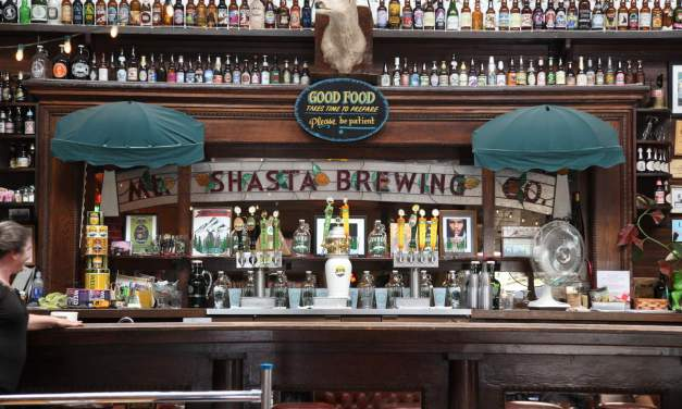 Dining Out And About: Mt. Shasta Brewing Co