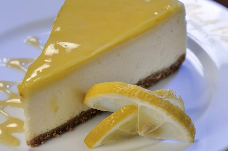 Ruth Underberg's Champion Lemon Cheesecake