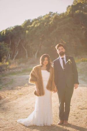 Wedding Couple by Diane Nicole Photography